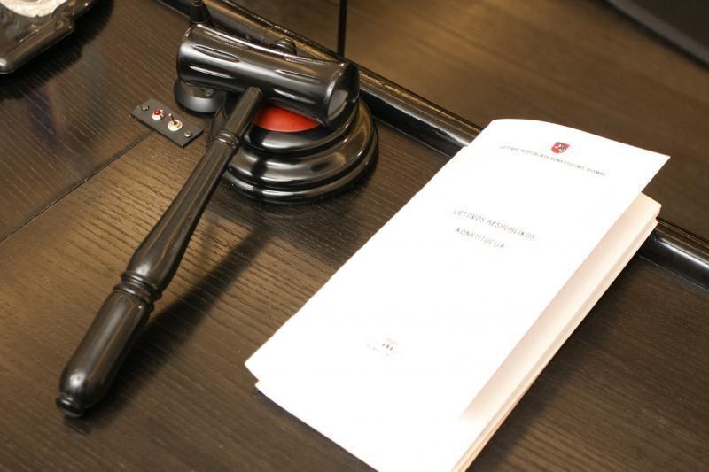Prekių pirkimą imitavusiems verslininkams - baudžiamoji byla