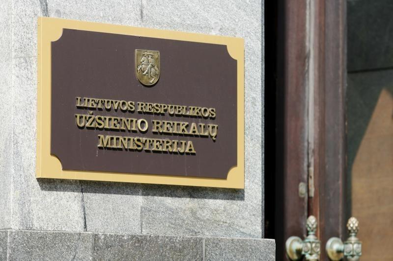 Per URM atestaciją aukščiausią įvertinimą gavo 14 diplomatų iš 416