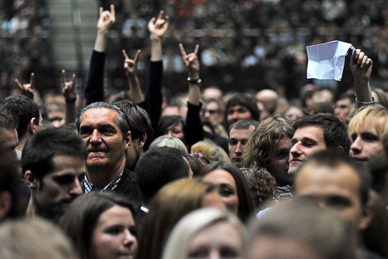 Publiką įkaitinęs L.Kravitzas pažadėjo sugrįžti