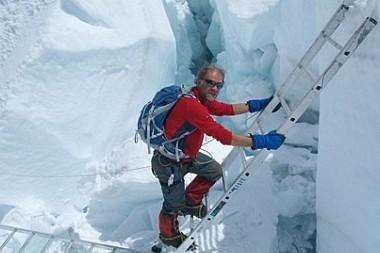 Didžiosios Britanijos pensininkas įveikė Everestą