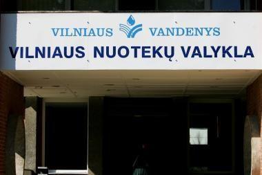 """Prokurorai pradėjo tirti """"Vilniaus vandenų"""" viešuosius pirkimus"""