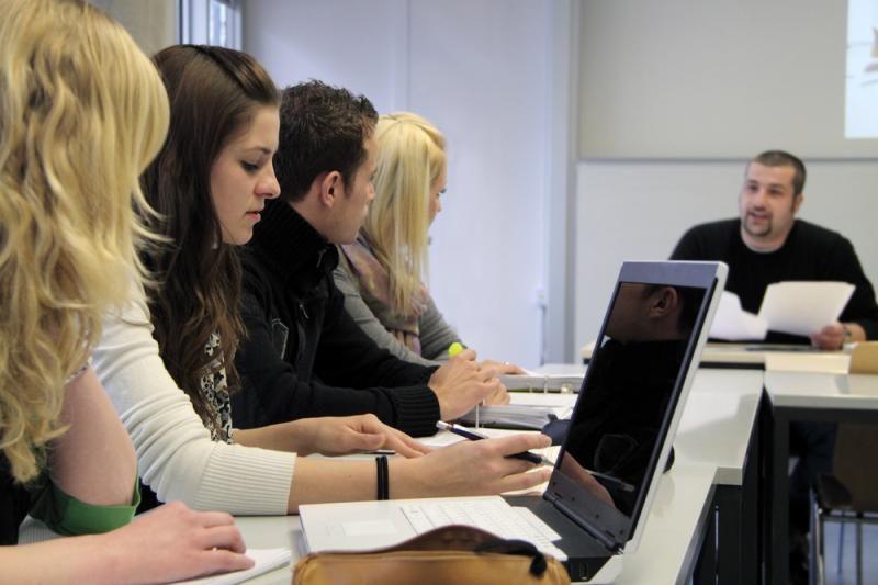Skatins universitetų dėstytojų mobilumą