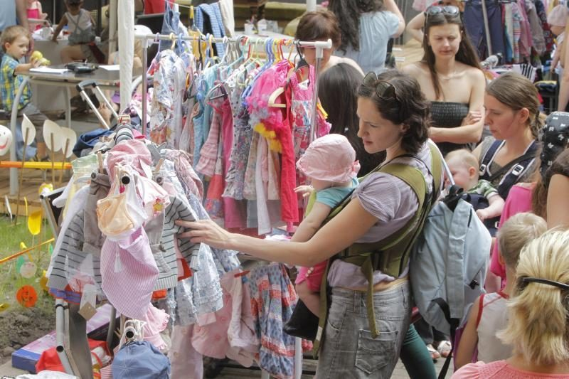 V. Rumšo sužadėtinė Eva: esame praktiški drabužių nešiotojai