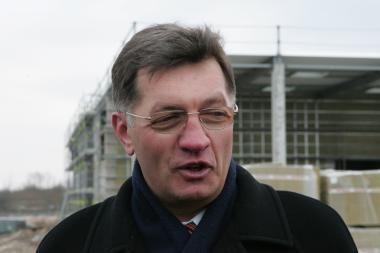 Graso trauktis iš koalicijos, jei sausio 16-ą nebus leista protestuoti prie Seimo
