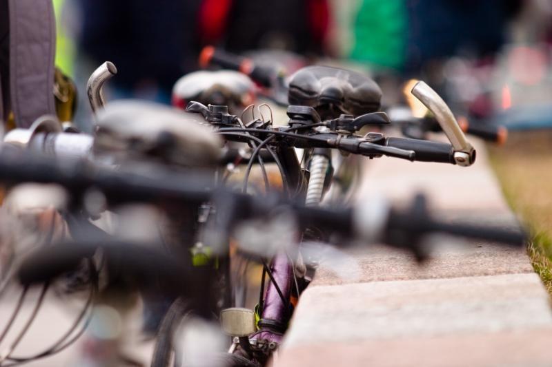 Klaipėdos krašte vagys nusitaikė į dviračius