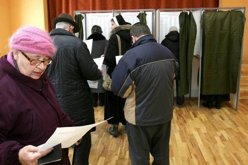 Interaktyviu rinkimų žemėlapiu viliasi pritraukti daugiau rinkėjų
