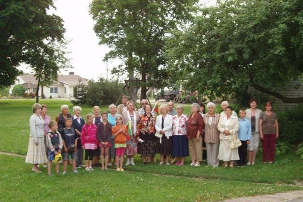 Lietuvos himną liepos 6-ąją giedojo visas pasaulis