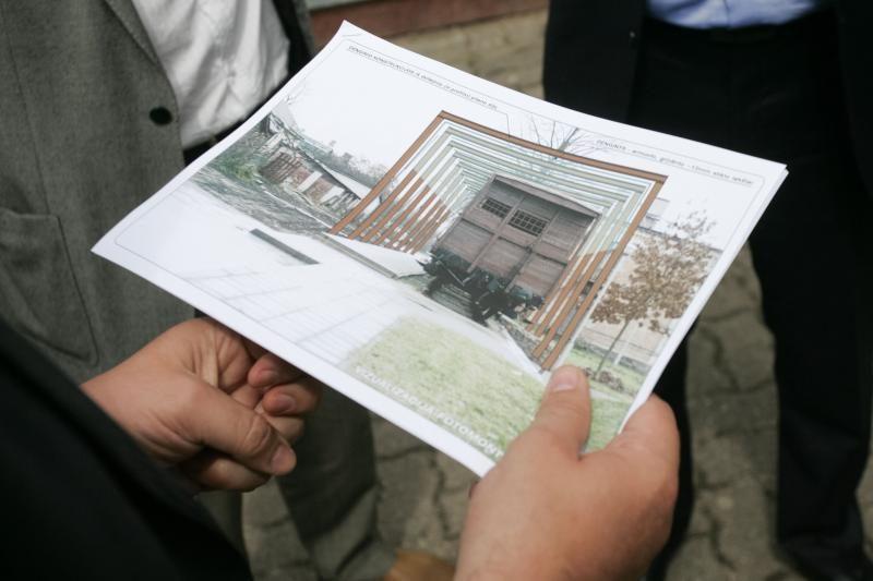 Naujosios Vilnios memorialą ketinama sutvarkyti dar šiemet