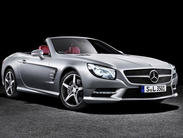 """Mercedes-Benz"" SL klasės debiutą galėsite stebėti socialiniame tinkle"