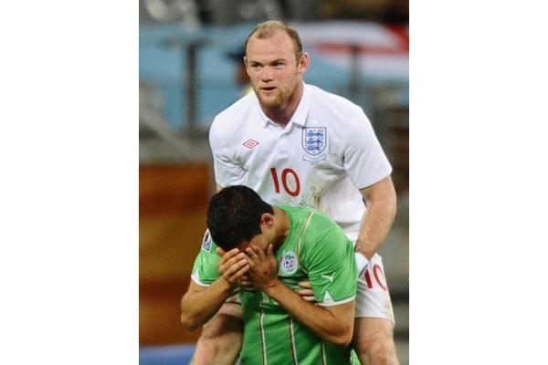 C grupė:  Anglija - Alžyras sužaidė lygiosiomis (0:0)