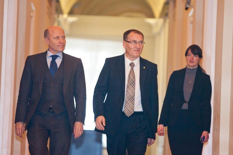 R.Palaitis atsistatydina, LiCS tikriausiai liks koalicijoje