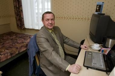 Mokesčių inspektoriai teismui apskundė E.Jurkevičių