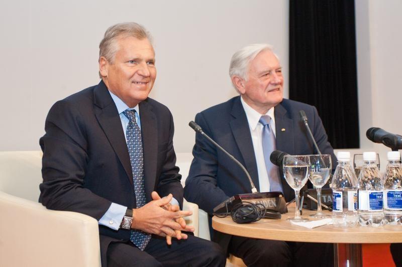 A.Kwasniewskis: Lietuva ir Lenkija turi megzti dialogą