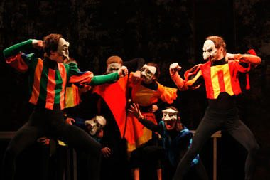 "Teatre ""Lėlė"" – Šekspyras džiazo ritmu"