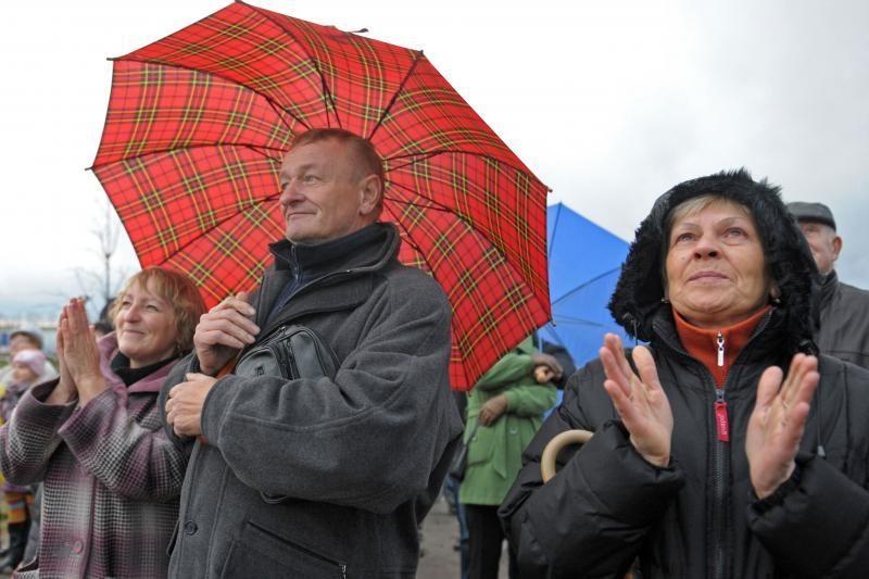 Lenkai gana pesimistiškai žvelgia į ateitį
