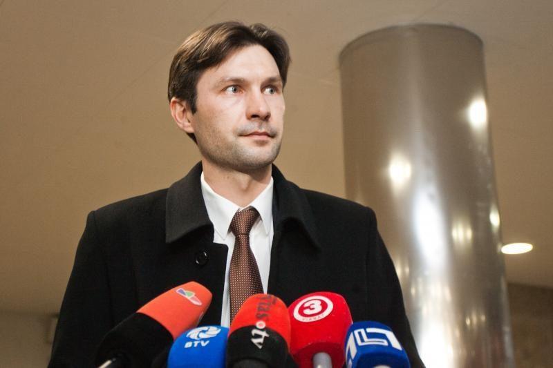 Etikos sargai svarstys, ar pradėti tyrimą dėl D. Raulušaičio