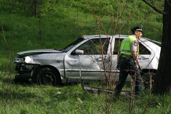 Per avarijas Prienų ir Pasvalio rajonuose žuvo du žmonės