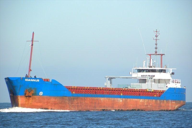 Prie Afrikos krantų užstrigusiame laive – blogiau nei kalėjime