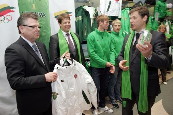 Lietuviai Vankuveryje bus žali ir balti