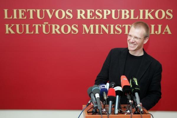 Nacionaliniam dramos teatrui vadovaus M.Budraitis (papildyta)