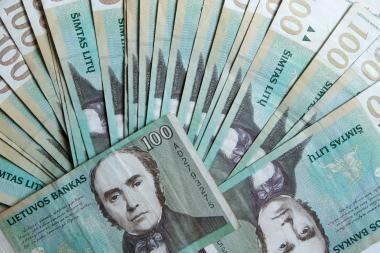 Klaipėdos verslininkams teks grąžinti 300 tūkst. litų skolą