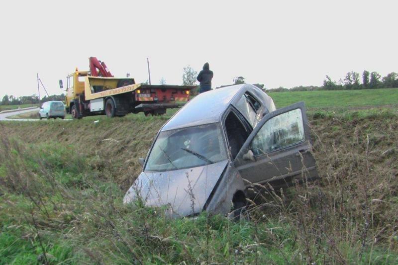 Žmogų avarijoje pražudęs vairuotojas pats atėjo į policiją