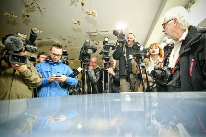 A. Butkevičius: turėtume gauti apie 40 mandatų