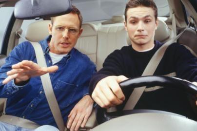 Taupantys laiką vairavimo teorijos egzaminui ruošiasi savarankiškai