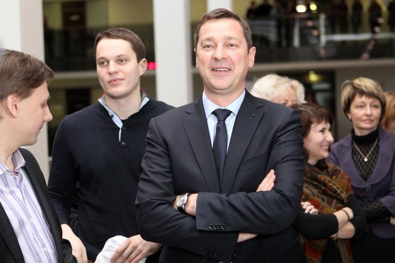 Seimo konservatoriai: A.Zuokas Vilniuje silpnina savivaldą