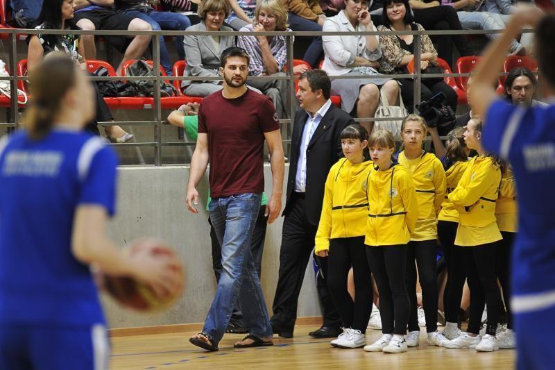 """""""Krepšinio diena mano mokykloje"""" pasiekė finišo tiesiąją"""
