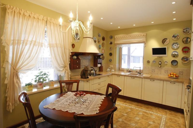 Klaipėdos užmiestyje stūksančiame name - Provanso dvelksmas