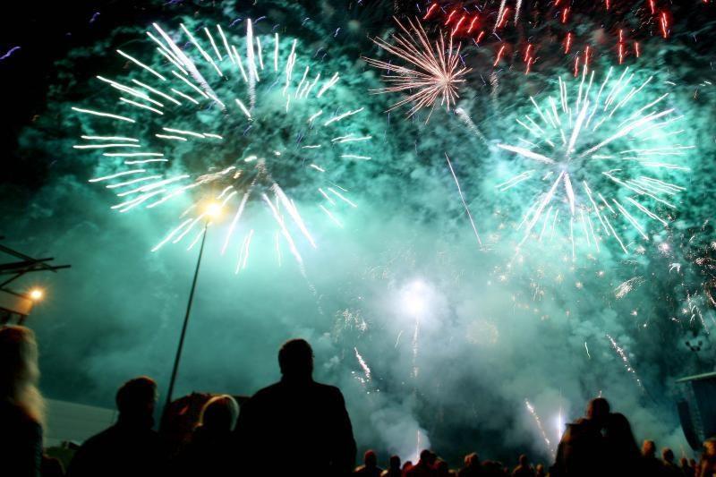 Už ir prieš: ar Naujųjų metų naktį reikalingas fejerverkas?