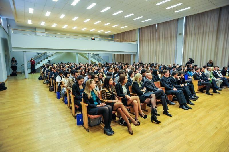 Kauno universitetai džiūgauja: užsienio studentų daugėja