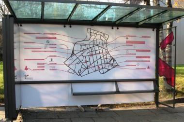Originali stotelė kviečia kitaip pažvelgti į Naujamiestį