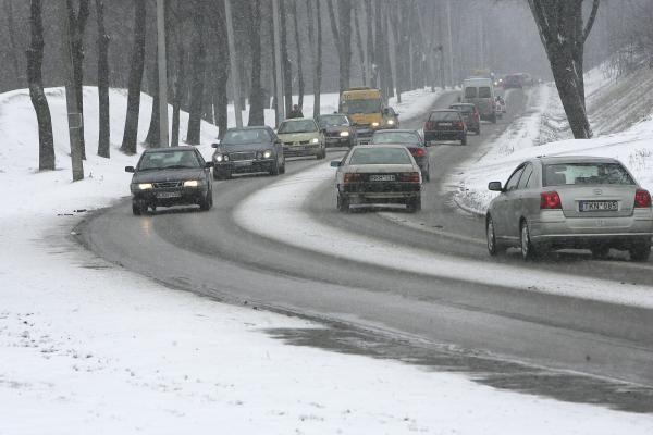 Kauno gatves žiemą prižiūrės už 11,36 mln. litų