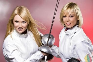 Mia ir Natalija Zvonkė kyla į paskutinį mūšį