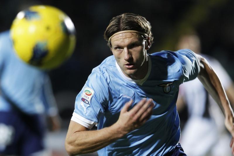 """M.Stankevičiaus """"Lazio"""" taurės varžybose susitiks su """"AC Milan"""""""