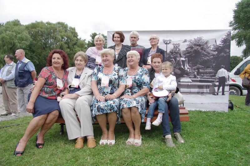 Klaipėdiečius per Žolinę subūrė senamiesčio kiemas