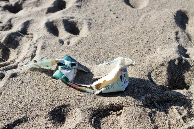 Klaipėdos paplūdimiuose – šiurpūs radiniai