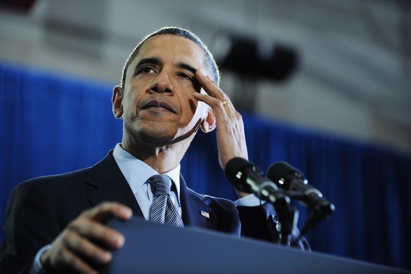 B.Obama pasirašė įsakymą blokuoti visas Irano sąskaitas JAV
