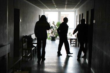 Klaipėdos apygardos teisme liejosi kraujas (papildyta)
