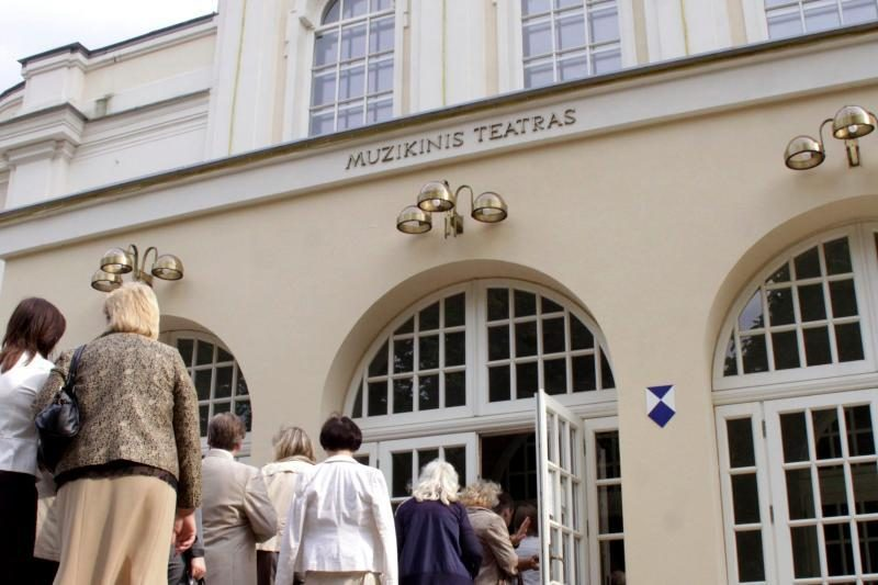 Kauno muzikinis teatras sezoną pradės operetės premjera