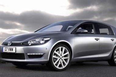 """Volkswagen"" parodė naująjį ""Golf"""