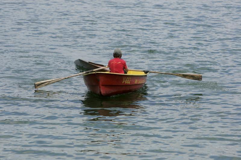 Molėtų rajone surastas vieno paskendusio žvejo kūnas