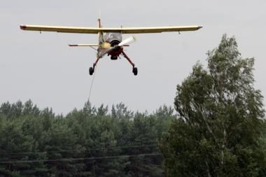 Baltijos keliu, kaip ir prieš 20 metų, skris lakūnai