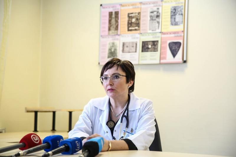 V. Uspaskichas dėl gresiančio infarkto – Kauno medikų rankose