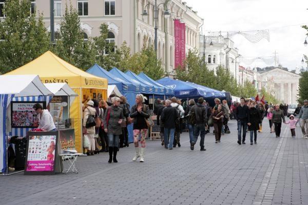 """Vilnius pradėjo švęsti """"Sostinės dienas"""""""
