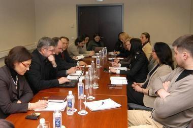 Vilniuje diskutuota apie privačių darželių steigimuisi kylančias kliūtis