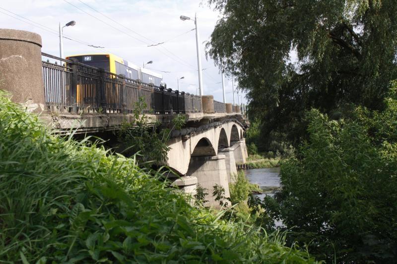 Eismas Panemunės tiltu bus uždarytas birželio pradžioje