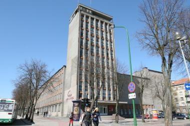 Ugniagesiai uždarė Klaipėdos muzikinį teatrą